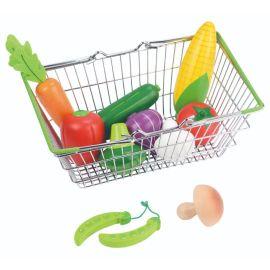 Lelin - My Shopping Basket - Vegetable Set