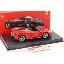 Ferrari Laferrari Red Signature Series 1/43 by Bburago