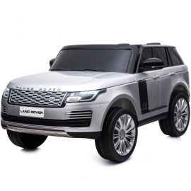 Licensed 24v Range Rover Vogue HSE Sport 4WD 2 Seater Ride On Jeep – Silver