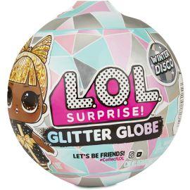 L.O.L. Surprise -Glitter Globe Doll Winter Disco Series, 8 Surprises