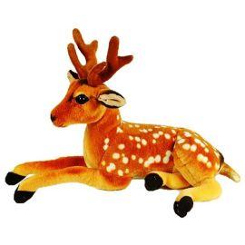 Stuffed Sitting Deer Soft Toy