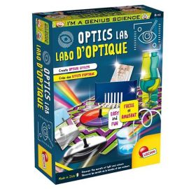 I'M A Genius Science Optical Science Kit
