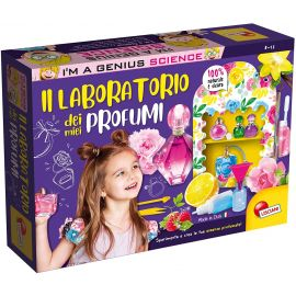 I'm A Genius Perfumes Laboratory