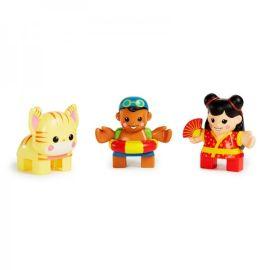 Little Tikes Waffle Blocks Figure Pack Single Assorted