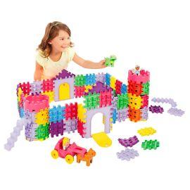 Little Tikes Waffle Blocks Castle Playset