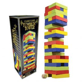 Merchant Ambassador - Classic Wood Tumblin Tower