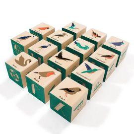 Uncle Goose - Bird Blocks