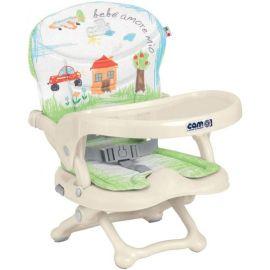 Cam - Smarty Con Imbottitura High Chair - Multi