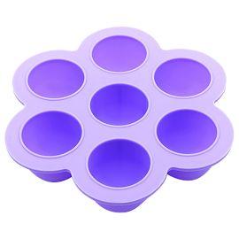 Eazy Baby Food Freezer Tray Purple