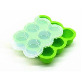 Eazy Baby Food Freezer Tray Green