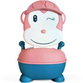 Eazy Kids Monkey Potty - Pink
