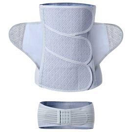 Sunveno - Breathable Postpartum Abdominal Belt-Blue-XL