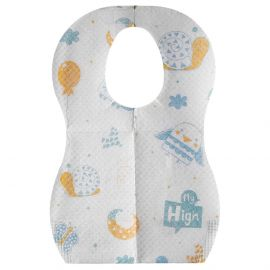 Sunveno - Disposable Baby Bibs 20pc - White
