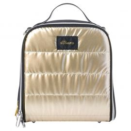 Sun Fino - Lunch Bag and Thermal Bottles - Large - Gold