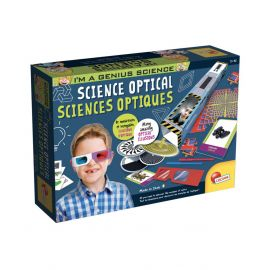 I'M A Genius Science Illusion And Optical Science