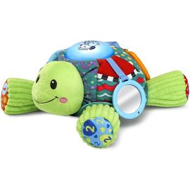 Vtech Touch & Discover Sensory Turtle - Green