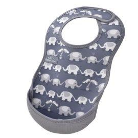 Bibetta - Ultrabib - Elephant Pattern