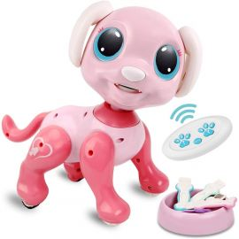 BIRANCO - Smart RC Robot Puppy-Pink