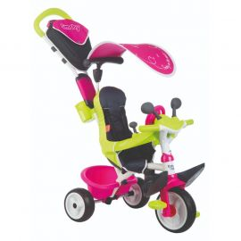 Smoby - 3-in-1 Baby Driver Comfort 2 - Pink