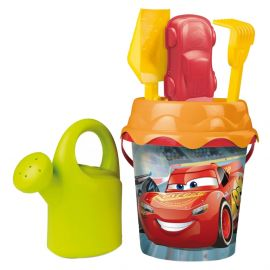 Smoby - Cars Garnished Bucket