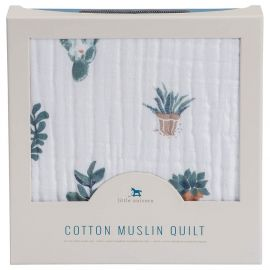 Little Unicorn - Cotton Muslin Quilt - Prickle Pots