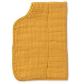 Little Unicorn - Cotton Muslin Burp Cloth - Mustard