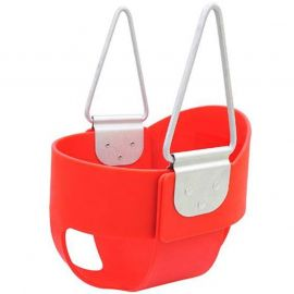 Gambol-Indoor And Outdoor Swing Sets Seat For Babies - Red