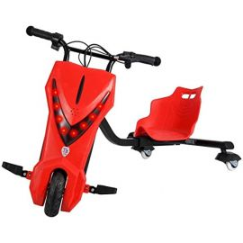 Top Gear - Drift Scooter 12V - Red