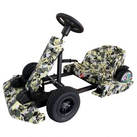Top Gear - Drift Trike 36V - Camo