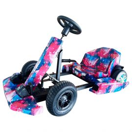 Top Gear - Drift Trike 36V - Red