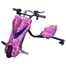Top Gear - Drift Scooter 26V - Pink
