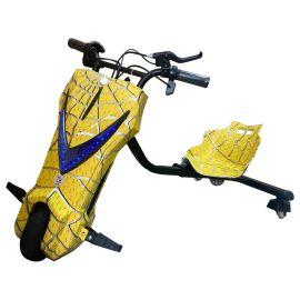 Top Gear - Drift Scooter 26V - Yellow