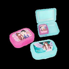 Top Model Snackbox Multicolour 8 x 11 x 3.8cm