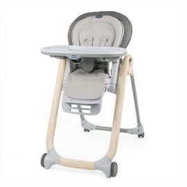 Chicco Polly Progres5 Highchair Special Edition - Scandinavian Wood