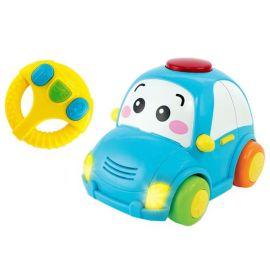 WinFun - R/C Light & Sounds Car - Blue
