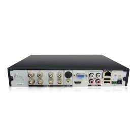 8 Channel 1080P FHD XVR HD IP CCTV Security DVR Recorder