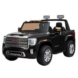 Licensed 12V GMC Ride on with Remote Control - Black