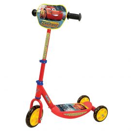 Smoby - Disney Cars 3 3 Wheel Scooter