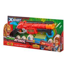 X-Shot-Dino Attack-Eliminator (2 Medium Egg,4 Small Egg,24 Darts)