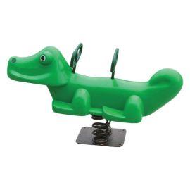 Gambol - Crocodile Spring Rocker cum Rider
