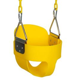 Gambol-Indoor And Outdoor Swing Sets Seat For Babies - Yellow